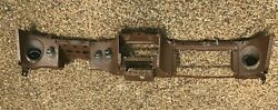 1969 1970 Mustang And Cougar 1969 1970 Shelby Lower Dash Assembly With Registers