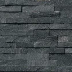 Coal Canyon Ledger Wall Panel 6 In. X 24 In. Natural Stone Tile 120 Pcs / 120