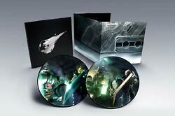 Vinyle Final Fantasy Vii Remake And Final Fantasy Vii - Picture Disc - Neuf