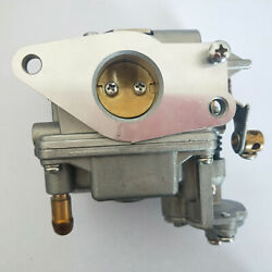 Carburetor Carb Replacement For Yamaha 15hp 18hp 4t Boat Outboard Engines Motor