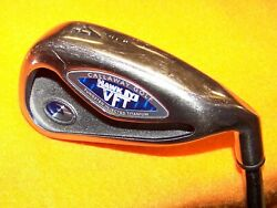 Callaway Hawk Eye Vft 4 Iron Menand039s Right Hand 38.5 Very Good Used Condition