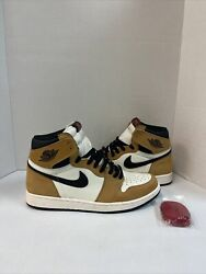Jordan 1 Retro High Og Rookie Of The Year 2018 Size 11.5 Used 555088-700