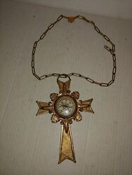 Vintage Knights Of Columbus Cross Compass Of Virtues