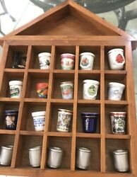 Collectible Porcelain Sewing Thimbles