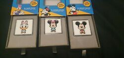 Chibiandtrade Coin Collection Disneyandtrade Seriesmickey And His Friends3 Silver Proof