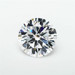 0.65 Ct Gia Certified Natural Real Diamond 5 Mm Size H Color Vs1 Grade Loose