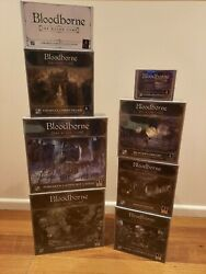 Bloodborne The Board Game Kickstarter Exclusive Full Moon All Optional Buys Cmon