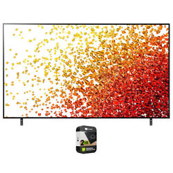 Lg 55 Inch Hdr 4k Uhd Smart Nanocell Led Tv 2021 With 2 Year Extended Warranty