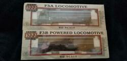 Proto 1000 Series F3a Locomotive And F3b Powered Locomotive Nycentral