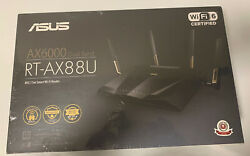 Asus Ax6000 Dual-band Wifi 6 Gaming Router, Game Acceleration, Mesh Wifi Support