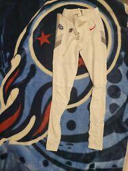Tennessee Titans Game Used Pants