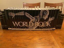 The World Book Encyclopedia 2018 Edition Complete Set 22 Vol Robot Spinescape