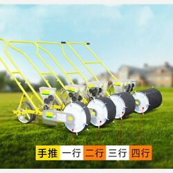 7 Lines Hand Seeder Vegetable Carrots Rape Ginseng Cabbage Spinach Cultivation U