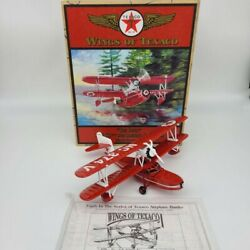 Wings Of Texaco The Duck 1936 Keystone-loening Commuter 8th In The Series