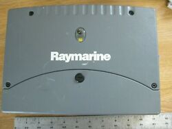 Raymarine Autopilot Course Computer Type 150 For Parts Or Repair E12054