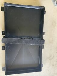 Parker Boat Battery Tray 261350 | Bh-31p Black 13 1/8 X 8 5/8 Inch