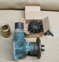 Jabsco Raw Water Pump With Alignment Tool Off A Perkins 4108 2189sh