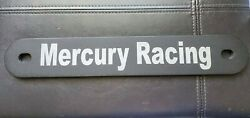 Mercury Racing Transom Backing Plate Upper Sold Individually