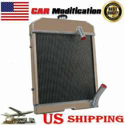 Nca8005 Fit Ford New Holland Tractor Radiator 501 600 601 700 701 800 801 901