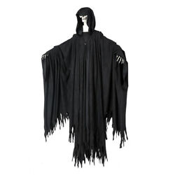 Popular Monster Cosplay Costume Halloween Cape Outfit Horror Clothing Men Set