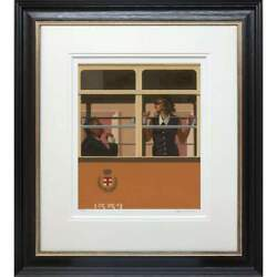 The Look Of Love Signed Limited Edition Print By Jack Vettriano