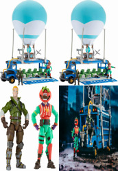Fortnite Battle Bus Deluxe - Features Inflatable Balloon With Lights And...