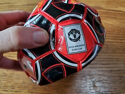 Manchester United Official Team Soccer Ball Size 2 Just Needs Inflating