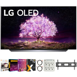 Lg 55 Inch 4k Smart Oled Tv With Ai Thinq 2021 Model + Movies Streaming Pack