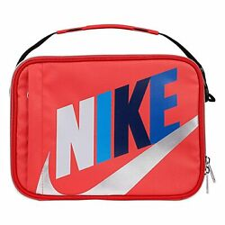 Nike Futura Fuel Insulated Lunch Box/tote, Red/blue