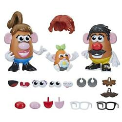 Potato Head Create Your Potato Head Family Toy For Kids Ages 2 And Up With 45