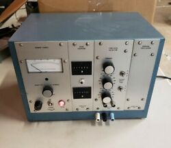Stoelting Usa Number 31404 115 Volts 60 Herts Normal Oscillator Tested Working