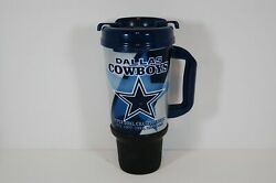 Dallas Cowboys Super Bowl Champions Star 32 Ounce Insulated Cup Whirly Works Cup