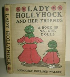 Rare❤️ Antique Book_dolls From Nature_paper Doll_indian_chinese_black Americana_