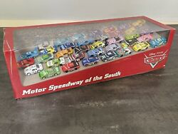 Disney Cars Motor Speedway Of The South Apple Exclusive 100 Complete