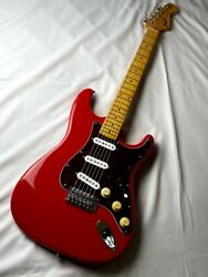 Greco Se500pr Peter Frampton Red And03978 Vintage Mij Electric Guitar Made In Japan