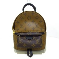 Auth Louis Vuitton Palm Springs Backpack Mini M44872 Fl1129 Womens Backpack