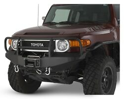 Bumper-winch Front Warrior Products 3530 Fits 2007 Toyota Fj Cruiser