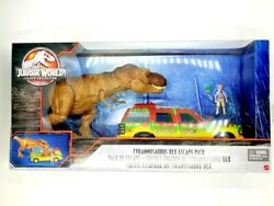 Jurassic World Legacy Collection Tyrannosaurus Rex Escape Pack Target Exclusive