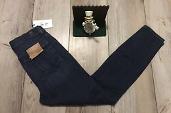 7 For All Mankind Bair Ankle Skinny Jeans Womenand039s Size 28 Dark Wash 99