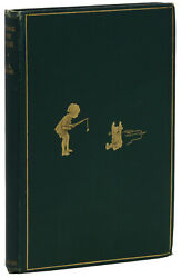 Winnie The Pooh A. A. Milne First British Edition 1st Printing 1926 Aa