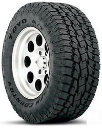 Toyo Open Country A/t Ii Lt295/60r20 E/10pr Bsw 4 Tires