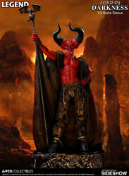 Lord Of Darkness Pop Culture Shock-sideshow Collectibles
