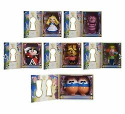 Alice In Wonderland 70th Anniversary Plush Set Mary Blair, D23 Preorder Limited