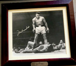"""Muhammad Ali """"the Greatest"""" Signed Limited Collectors Edition Fossil Watch W Coa"""