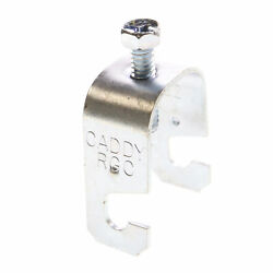 Erico Caddy Rgc Grid Clamp, 8-4 Stranded Wire To 3/4-1 Post, 100-pack