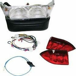 Basic Light Kit For Club Car Precedent Electric Golf Carts 2008.5 And Newer