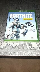 Fortnite Deep Freeze Bundle By Warner Bros Game For Xbox One New/sealed