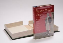 The Walter Hagen Story - 1956 Signed First Edition - A Rare And Exquisite Book
