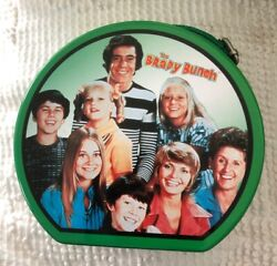 Small Mini The Brady Bunch Lunchbox Vintage Paramount Pictures 2000 Lunch Box