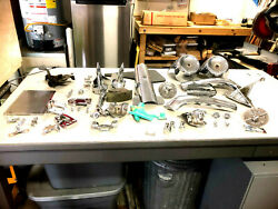 57 Chevy Chromed Parts 57 Chevy Parts Chromed Vintage 57 Chevy Parts